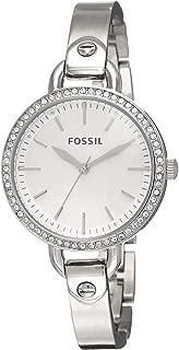 Fossil Analog Silver Dial Women's Watch-BQ3162