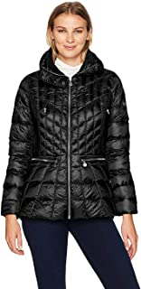 Bernardo Packable Down Primaloft Thermoplume Jacket Coat
