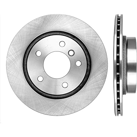 Rear 280 mm Brake Disc Rotors And Ceramic Pads For BMW 318 318is 325i 328i E36