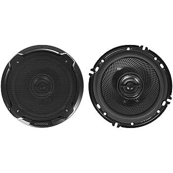 """Kenwood KFC-1696PS 6 1/2"""" 2 Way Car Speakers (Pair) 320 Watts Peak Power KFC1696PS"""