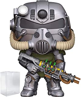 Funko Pop! Games: Fallout - T-51 Power Armor Vinyl Figure (Includes Pop Box Protector Case)