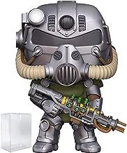 Funko Pop! Games: Fallout - T-51 Power Armor Vinyl Figure (Includes Pop Box Protector Case)