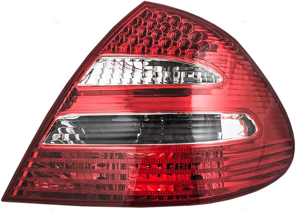 Brock Replacement Passengers LED Taillight Tail Lamp Compatible