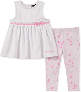 Baby Girls' 2 Pieces Legging Set Pants