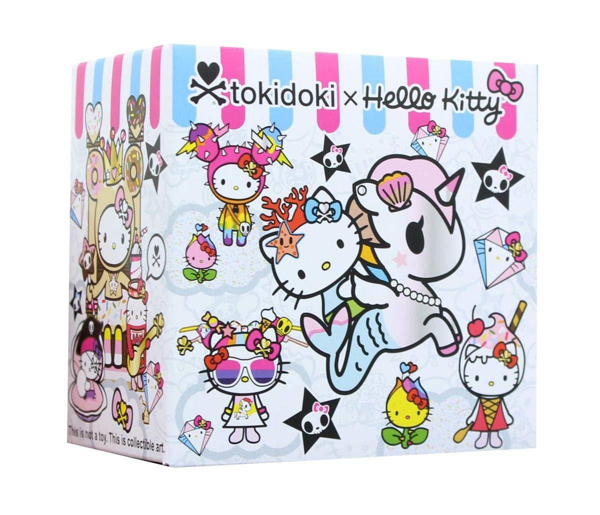 "Lot of 6 RARE Tokidoki x Hello Kitty 3/"" Mini Series Vinyl Figure Blind Boxes"