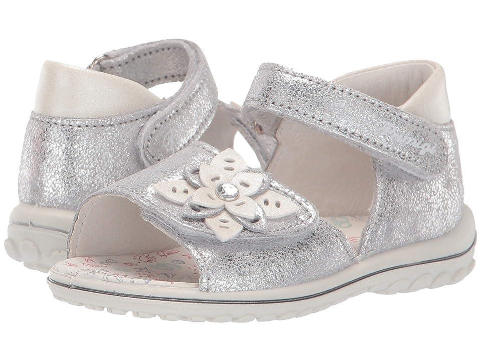 Primigi Kids PSW 33785 (Infant/Toddler) (Silver) Girls Shoes