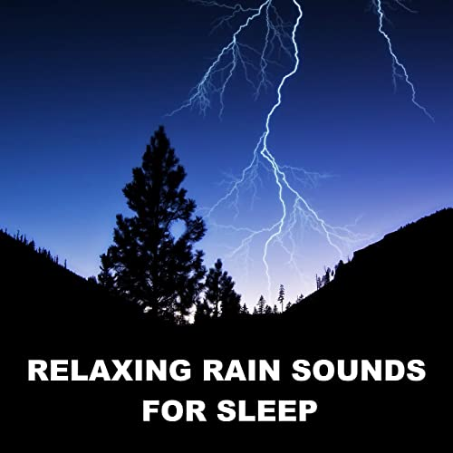 Blowing Moonlit Rain Storm Recording by Wind and Rain Sounds