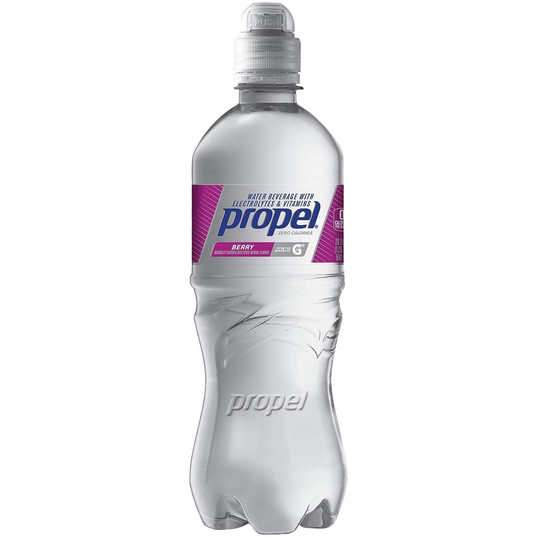 Propel Berry Water 20 oz Sport Super beauty product restock quality top! Count 24 half Cap Bottle