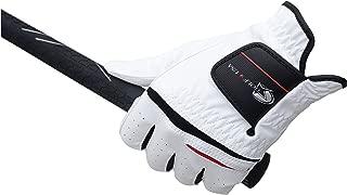 LEZAX(レザックス) Golf U.S.A. デジタルエンボス合皮グローブ 左手用 ホワイト L(25-26cm) GUGL-5651 WH-L ホワイト L(25-26cm)