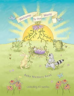 Best welcome to the world baby memory book Reviews