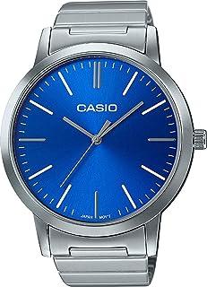 كاسيو ساعة للنساء - ستانلس ستيل - LTP-E118D-2ADF