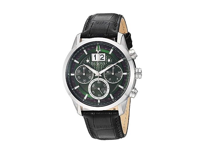 Bulova  Sutton - 96B310 (Steel) Watches
