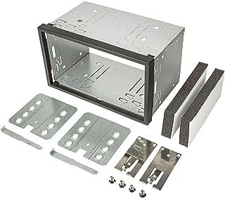 tomzz Audio 2400-008 2Din Dubbel Din Metalen frame Montageschacht Draadloze afdekking Montageframe