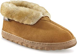 Guide Gear Men's Suede Bootie Slippers