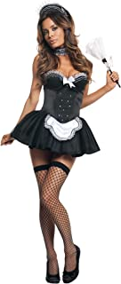 Seductive Sexy Maid Costume Set