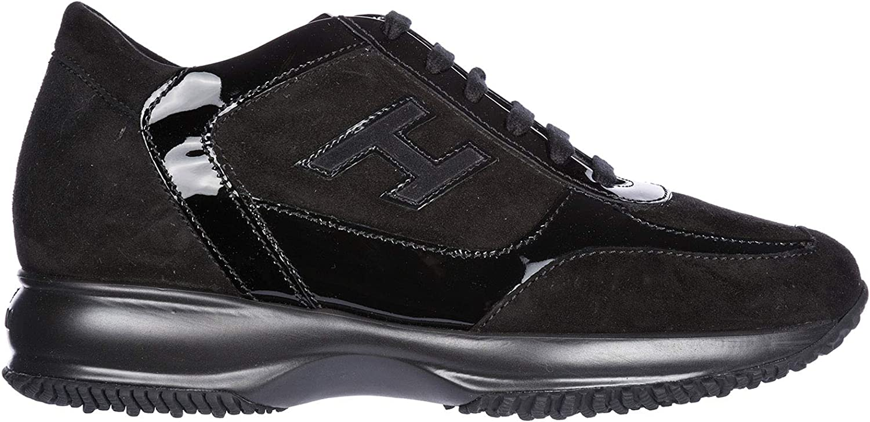 .Hogan Women Interactive Sneakers black 8 UK