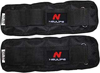 Neulife Wrist/ Ankle Weights 1 kg ( 500 gram each x 2 pc )