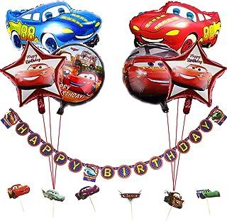 Mini Ballons Kit 10//9 Pcs animaux Nemo Cars Princesse Fête Enfants Garçon Fille