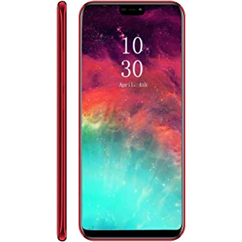 Moviles Libres 4G, P26(2019) 5.85 Pulgadas 4GB RAM /64GB ROM/128GB ...