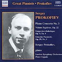 Prokofiev Plays Porkofiev
