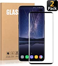 BALADOG Galaxy S10 Plus Screen Protector, Tempered Glass Clear Screen Protector Compatible with Galaxy S10 Plus, 2 Packs