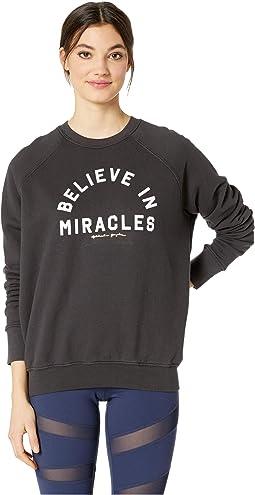 Believe Classic Crew Sweatshirt