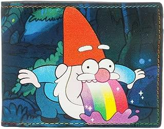 Gravity Falls - Barfing Gnome Wallet