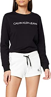 Calvin Klein womens Embroidery Regular Shorts