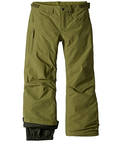 Burton Kids Barnstorm Pants (Little Kids/Big Kids) (Olive Branch) Boy