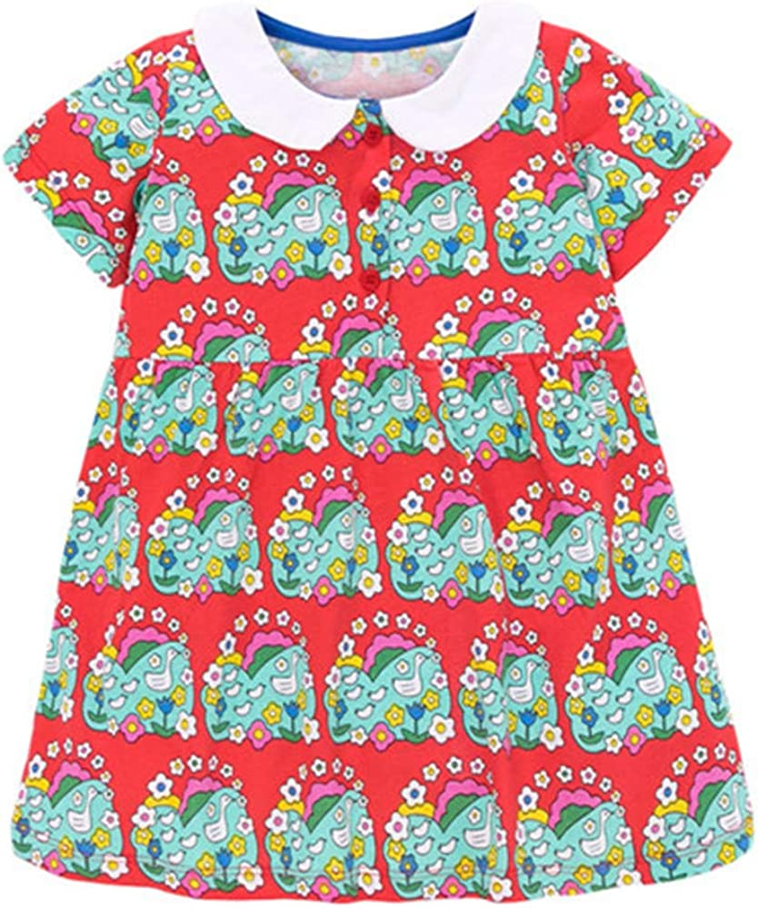 VEOAY Infant Baby Girl Elegant Cute Summer Sleeveless Dress Newborn Outfit Clothes 0-7T