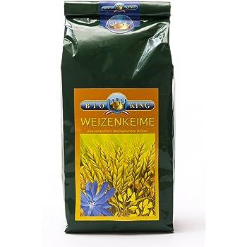 Leinsamen und Weizenkeime zur Gewichtsreduktion