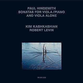 Hindemith: Sonata For Viola Solo No. 5, Op.11 - 3. Scherzo