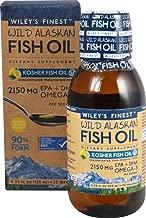 Wild Alaskan Kosher Fish Oil