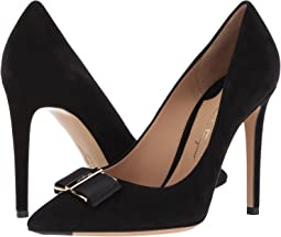 Salvatore Ferragamo - Suede High Heel Pump