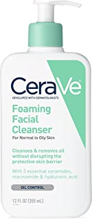cerave hydrating facial cleanser ph