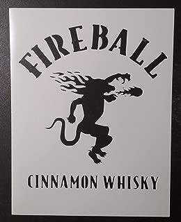 Best fireball whiskey stencil Reviews