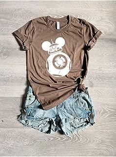 Best bb8 mickey shirt Reviews