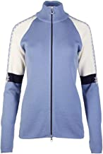 DALE OF NORWAY Women's Geilo Feminine Jacket (D-Blue Shadow, L)
