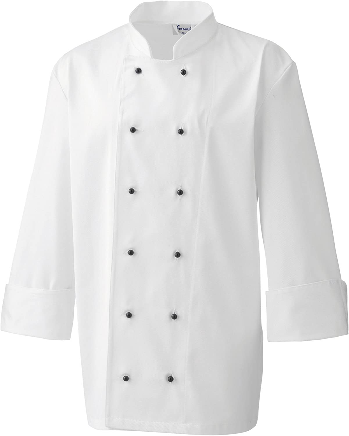 Premier Chefs Free Shipping Cheap Bargain Gift Jacket Genuine Free Shipping Studs for of PR651 Pack PR655 Workwear