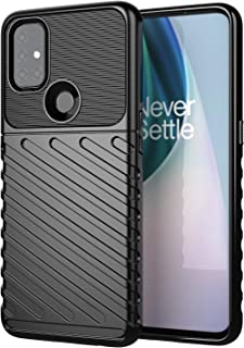 Wuzixi Case for OnePlus Nord N10 5G.Soft silicone sleeve design, shockproof and durable, Cover Case for OnePlus Nord N10 5...