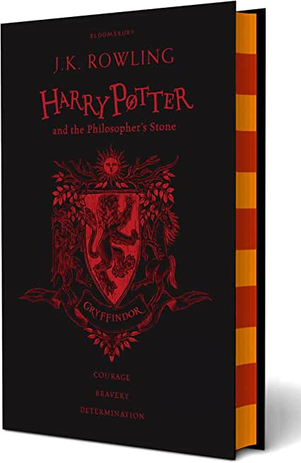 Harry Potter and the Philosopher's Stone : Gryffindor Edition