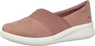 حذاء نسائي مسطح بدون كعب من Clarks Sillian 2. 0 Moon Loafer