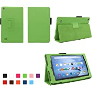 Case for All-New Fire 7 2017 - Premium Folio Case for All-New Fire 7 Tablet with Alexa 7th...