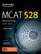 "MCAT 528 Advanced Prep 2021â€""2022: Online + Book"