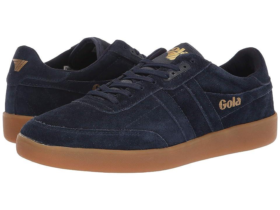 Gola Inca Suede (Navy/Navy/Gum) Men