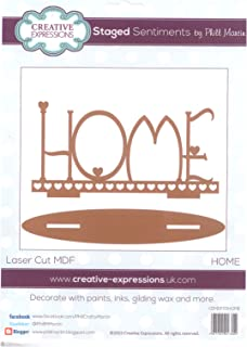 Creative Expressions MDF - Staged Sentiments by Phill Martin - Home