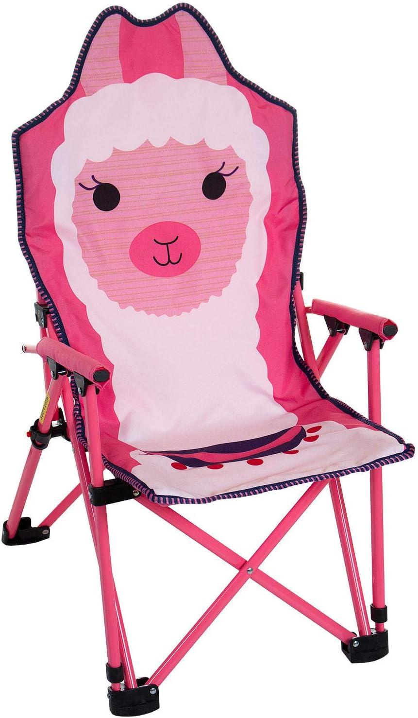 Amazon Com Member S Mark Kids Novelty Hard Arm Chair Llama Kitchen Dining