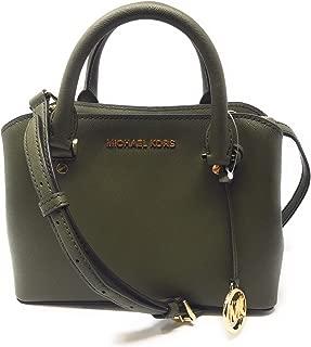 Savannah Small Satchel Crossbody Bag Purse Handbag