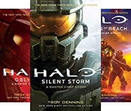 Halo: A Master Chief Story (3 Book Series)