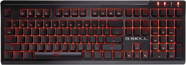 G. Skill RIPJAWS KM570 MX Minimalistic Fully Utilized Mechanical Gaming Keyboard, Cherry MX Blue